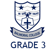 Picture for category Balmoral College Grade 3 Textbooks