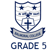 Picture for category Balmoral College Grade 5 Textbooks