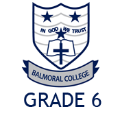 Picture for category Balmoral College Grade 6 Textbooks