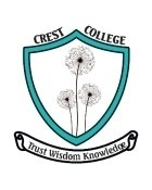 Picture for category Crest College Grade 1 Textbooks