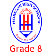 Picture for category Horizon International High School Grade 8 Textbooks