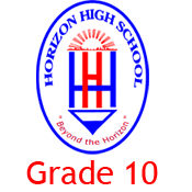 Picture for category Horizon International High School Grade 10 Textbooks