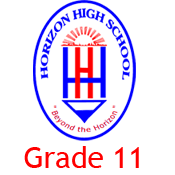 Picture for category Horizon International High School Grade 11 Textbooks