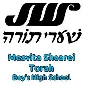 Picture for category Mesvita Shaarei Torah Boy's High School Grade 9 Textbooks
