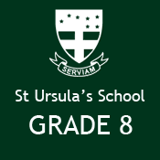 Picture for category St. Ursula's School Grade 8 Textbooks