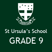 Picture for category St. Ursula's School Grade 9 Textbooks