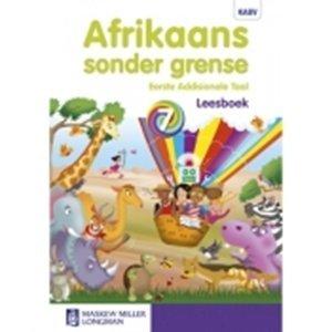 Picture of Afrikaans Sonder Grense Afrikaans Eerste Addisionele Taal Graad 7 Leesboek (NKABV) (Pearson)