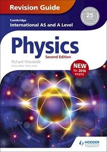 Picture of AS and A Level Physics Revision Guide (2nd Edition) (Suitable for AS/A Levels)