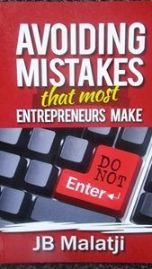 Picture of Avoiding Mistakes That Most Entrepreneurs Make (Basi Malatji)