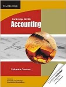 Picture of Cambridge IGCSE Accounting Coursebook