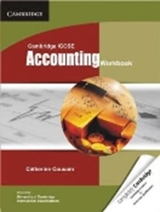 Picture of Cambridge IGCSE Accounting Workbook