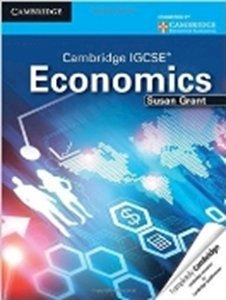 Picture of Cambridge IGCSE Economics Coursebook