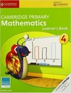 Picture of Cambridge Primary Mathematics Learner's Book 4 (Cambridge University Press)