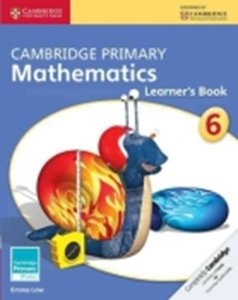 Picture of Cambridge Primary Mathematics Stage 6 Learner's Book, by Wood, Mary