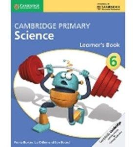 Picture of Cambridge Primary Science Learner's Book 6 (Cambridge University Press)