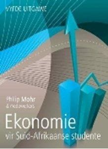 Picture of Ekonomie Vir Suid-Afrikaanse Studente 5/U (Mohr P) (Van Schaik 2019-2020)