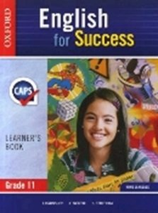 Picture of English for Success Home Language Grade 11 Learner's Book