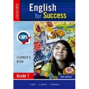 Picture of English for Success Home Language Grade 7 Learner's Book