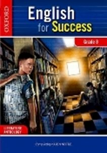 Picture of English for Success Home Language Grade 8 Literature Anthology