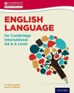 Picture of English Language for Cambridge International AS and A Level Student Book