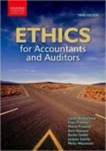 Picture of Ethics for Accountants and Auditors 3e