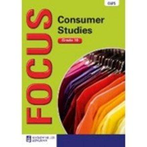 Picture of Focus Consumer Studies Grade 10 Learner's Book (CAPS)