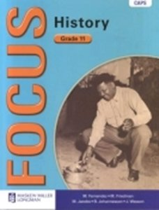 Picture of Focus History Grade 11 Learner's Book
