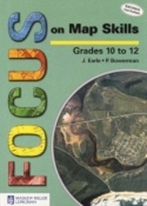 Picture of Focus on Map Skills Gr 10-12 Learner's Book (NCS) (Pearson 2019-2020)