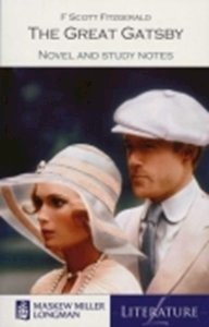 Picture of Great Gatsby, The (MML Literature - Novel and Study Notes) (Pearson 2019-2020)