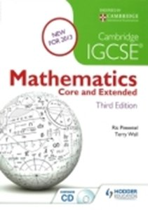 Picture of Igcse Mathematics Core And Extended Student's Book (With Cd) (3rd Edition)