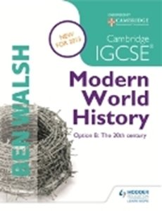 Picture of Igcse Modern World History Student's Book