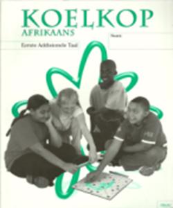 Picture of Koelkop Afrikaans Graad 4 Leerderboek  (Pearson 2019-2020)