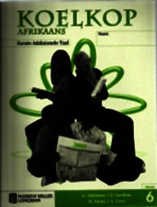 Picture of Koelkop Afrikaans Graad 6 Leerderboek