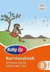 Picture of Kollig Op Afrikaans Eerste Addisionele Taal Graad 8 Leesboek (NKABV)