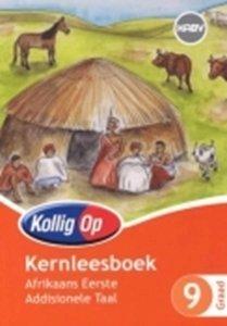 Picture of Kollig Op Afrikaans Eerste Addisionele Taal Graad 9 Leesboek (NKABV) (Pearson 2019-2020)