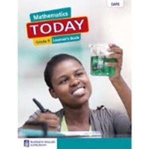 Picture of Mathematics Today Grade 9 Learner's Book (CAPS)