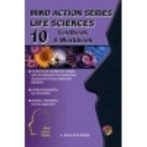 Picture of Mind Action Series Life Sciences Textbook & Workbook NCAPS   Grade 10 (AllCopy)