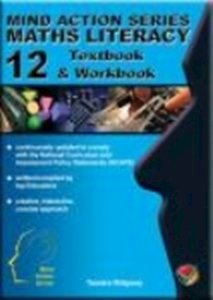 Picture of Mind Action Series Mathematical Literacy Textbook/Workbook NCAPS Grade 12