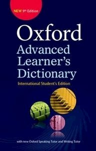 Picture of Oxford Advanced Learner's Dictionary 9e ISE (OUP SA 2019-2020)