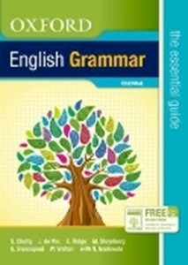 Picture of Oxford English grammar: the essential guide Learner's Book