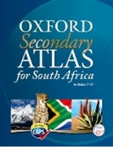 Picture of Oxford Secondary Atlas for South Africa Grades 7-12 (OUP SA)