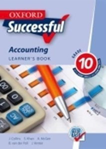 Picture of Oxford Successful Accounting Grade 10 Learner's Book (Oxford SA)