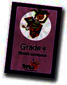 Picture of Phonix in a Box:  Grade 4 Phonic WorkBook