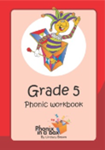 Picture of Phonix in a Box:  Grade 5 Phonic WorkBook