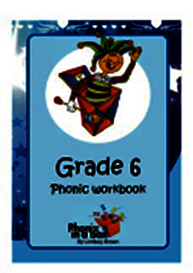 Picture of Phonix in a Box:  Grade 6 Phonic WorkBook
