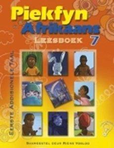 Picture of Piekfyn Afrikaans Eerste Addisionele Taal Leesboek Graad 7 Downloadable answers on website: www.nb.co.za/assets/downloads/teachers_guides/Graad%207%20EAT%20leesboek%20memo.pdf (Best Books/NB 2019-2020)
