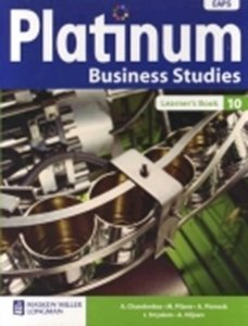 Picture of Platinum Business Studies 10 Learner's Book (CAPS)