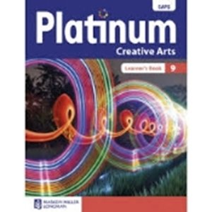 Picture of Platinum Creative Arts Grade 9 Learner's Book (CAPS) (Pearson 2019-2020)