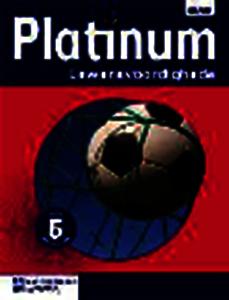 Picture of Platinum Lewensvaardighede Graad 5 Leerderboek (NKABV) (Pearson 2019-2020)