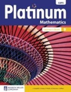 Picture of Platinum Mathematics Grade 9 Learner's Book (CAPS)